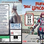 Programma Festa dell'Unicorno Vinci