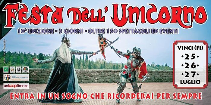 Festa dell'Unicorno Vinci