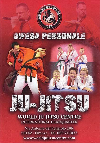 Corsi Ju-Jitsu a Firenze e Scandicci